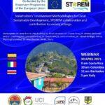 Webinar 30 abril 2021 Webinar #2: Sustainable Tourism Planning in Sierra Nevada de Santa Marta